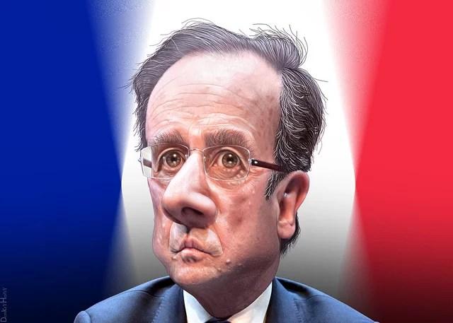 François Hollande (Crédits : Donkeyhotey, licence creative commons)