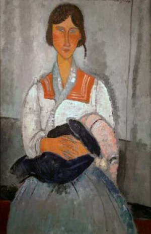 Modigliani credits cliff1066 (licence creative commons)