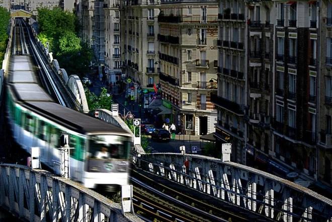 Métro Parisien RATP (Crédits : melibeo, licence Creative Commons)