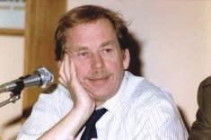Vaclav Havel (Crédits David Short, licence Creative Commons)