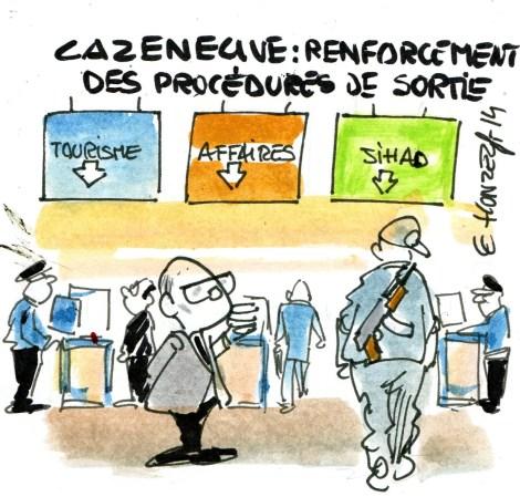 Cazeneuve  (Crédits : René Le Honzec/Contrepoints.org, licence Creative Commons)