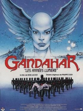 Gandahar, les années-lumière