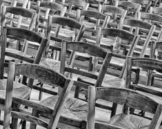 Chaise vide expatriation émigration (Crédits dominique cappronnier, licence Creative Commons)