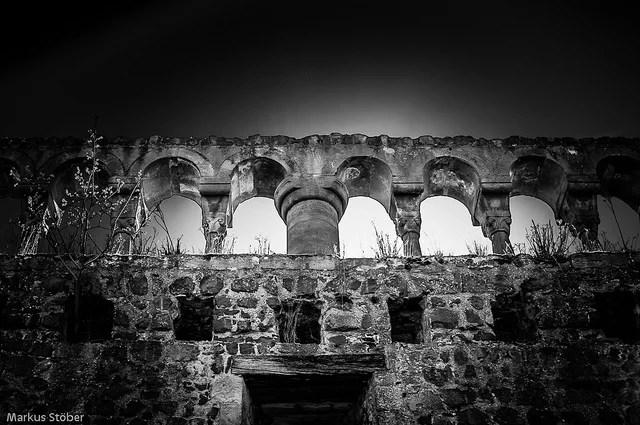 ruines credits markus stober (licence creative commons)