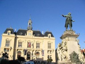 Mairie de Tarbes CC Flickr Frédérique PANASSAC