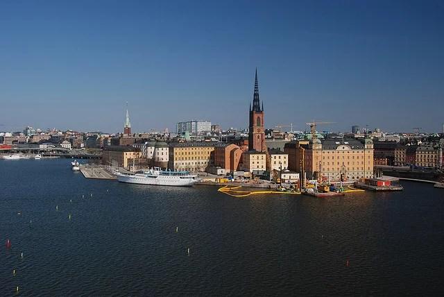 Stockholm Suède CC flickr Let Ideas Compete