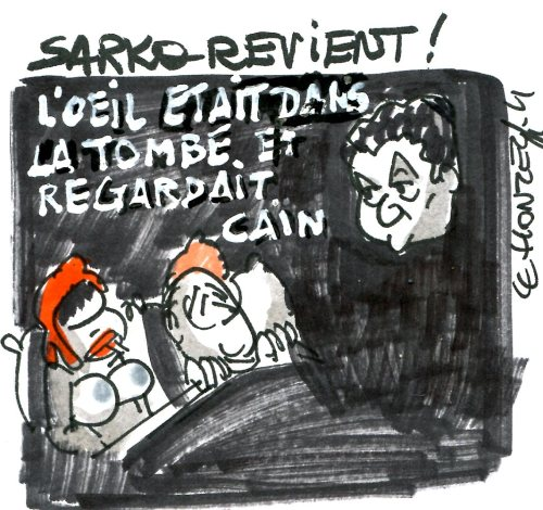 contrepoints 708 Sarkozy revient
