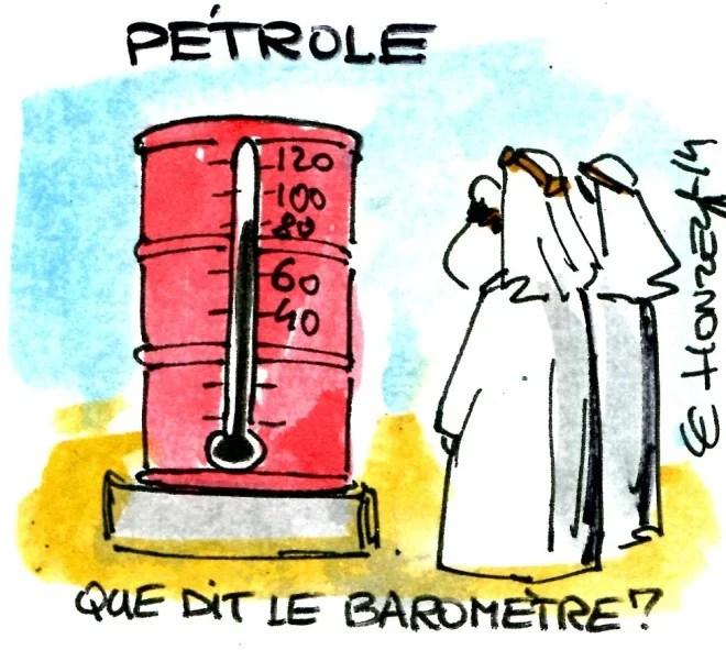 pétrole rené le honzec