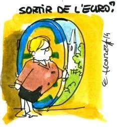 Allemagne sortie de l'euro  (Crédits : René Le Honzec/Contrepoints.org, licence Creative Commons)