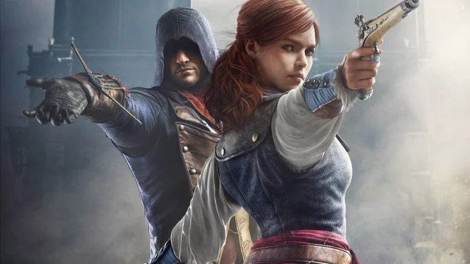 Assassin's Creed Unity - Credit alphacoders