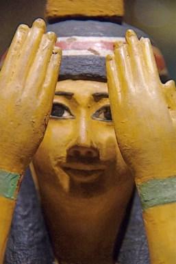 La déesse Isis Credit  vasse nicolas,antoine (Creative Commons)