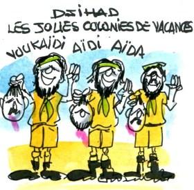 camp scout jihad rené le honzec