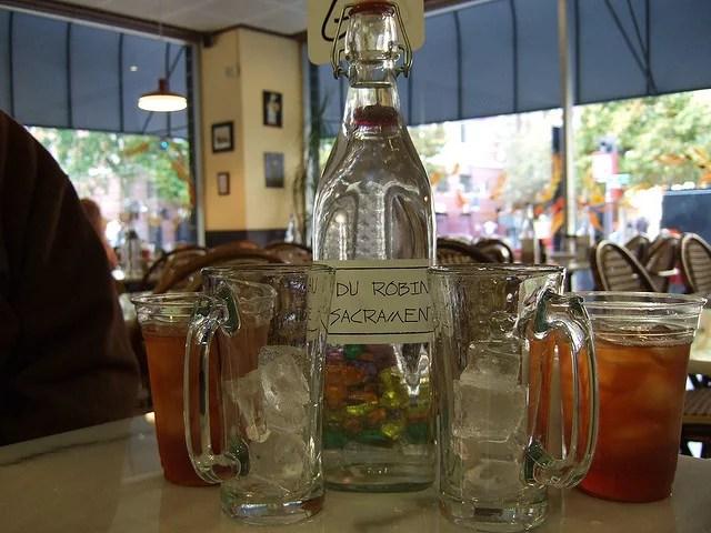 Eau du robinet de Sacramento Credit Christina (Creative Commons)