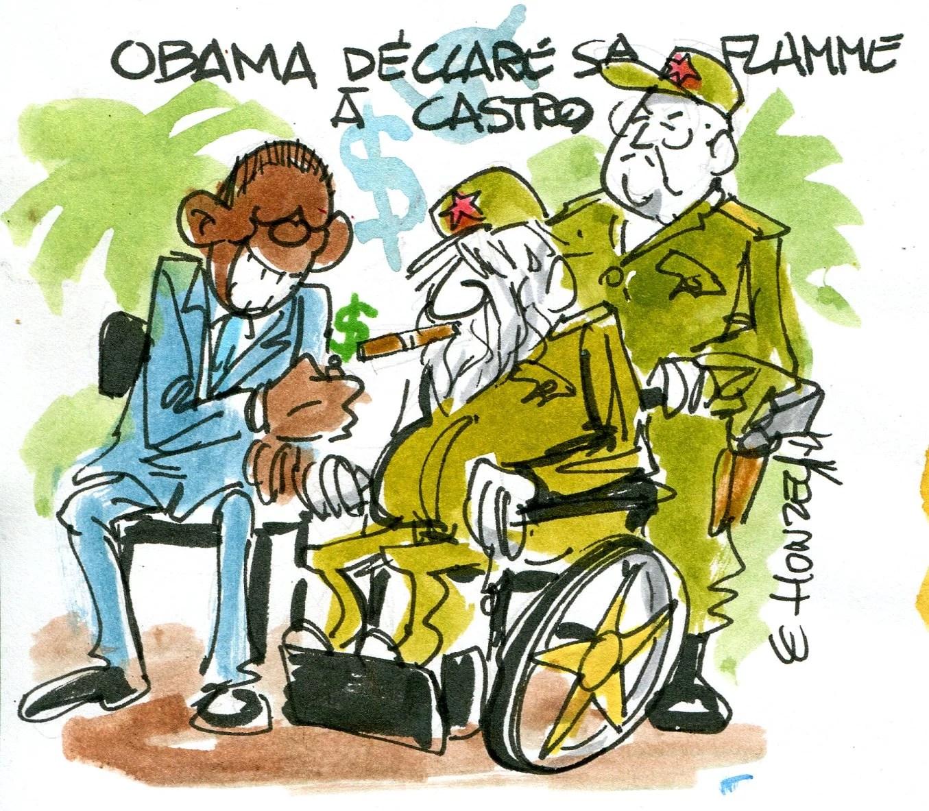 Obama et Cuba (Crédits : René Le Honzec/Contrepoints.org, licence Creative Commons)