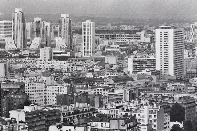 Paris 19e arrondissement - HLM - Immobilier - Credit  lapsangsouchong (Creative Commons)