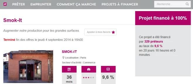 SMOK-IT (Image libre de droits)