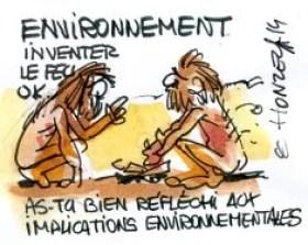 réinventer le feu René Le Honzec