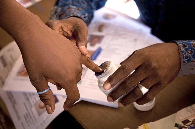 vote Afrique credits United Nations (licence creative commons)