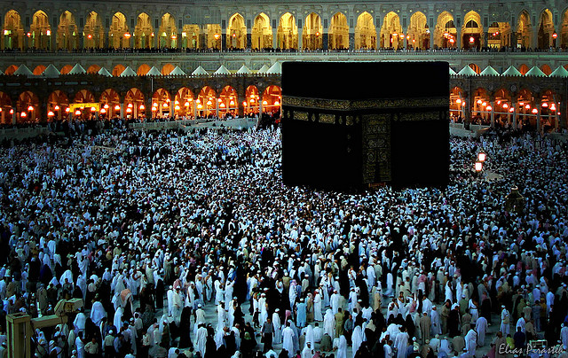 La Mecques credits Elias Pirasteh (licence creative commons)