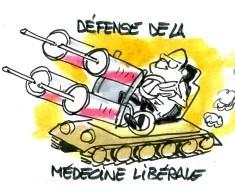défense médecine rené le honzec