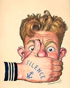 silence credits James Vaughan (licence creative commons)