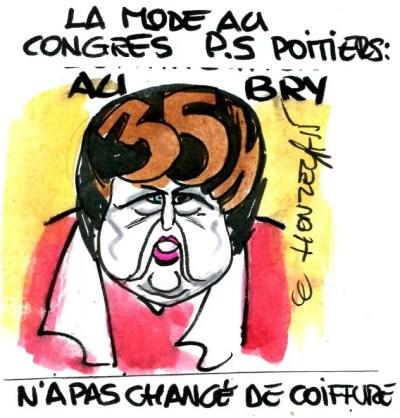 Martine Aubry - René Le honzec -contrepoints 188