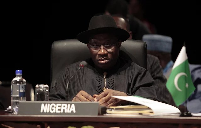 Goodluck Jonathan at CHOGM 2011 - Credits The Commonwealmth (CC BY-NC-ND 2.0)