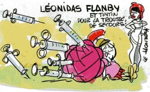 Grève des médecins - René Le Honzec - Contrepoints300