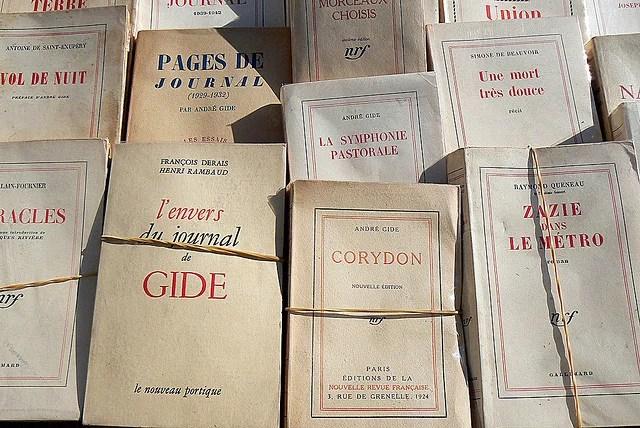 Livres credits Christine Vaufrey (CC BY-NC 2.0)
