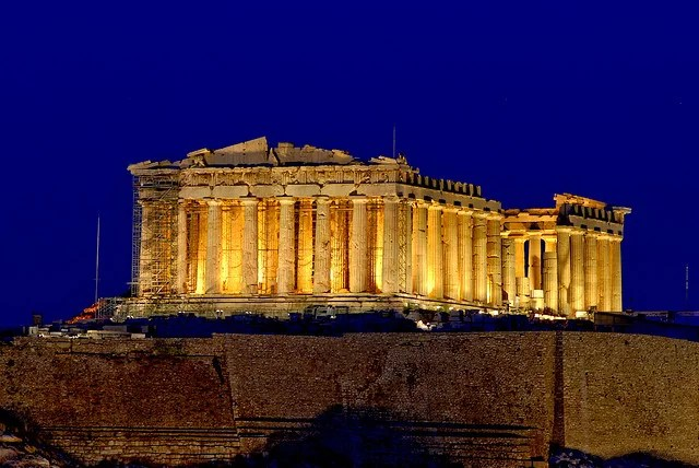Parthenon - Credits  Konstantinos Dafalias (CC BY 2.0)