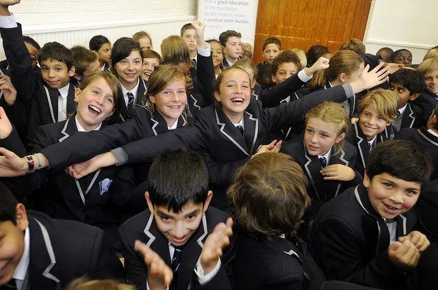 West London Free School opening - Hammersmith & Fulham Council - (CC BY-NC-ND 2.0)