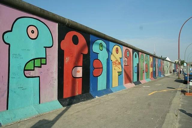 berlin wall credits Noud W (CC BY-NC-ND 2.0)