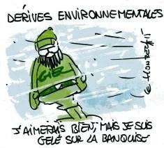dérives environnementales rené le honzec