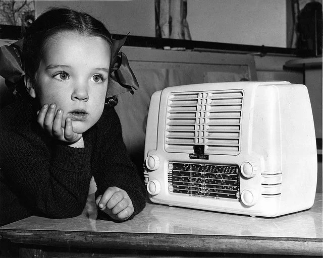 kindergarten on the air credits Australian broadcasting corporation  (CC BY-NC-ND 2.0)