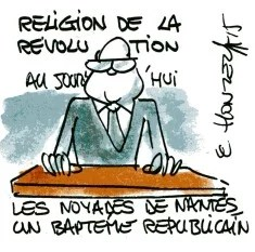 religion de la révolution rené le honzec