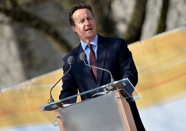 David Cameron - Number 10 (CC BY-NC-ND 2.0)