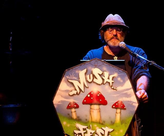 Paul Stamets - Telluride Mushroom Festival 2010 - Tony Box (CC BY-NC-ND 2.0)