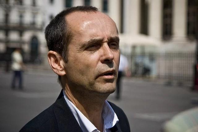 Robert Ménard à Paris le 28 mai 2008 - Crédit photo : Philippe Leroyer via Flickr (CC BY-NC-ND 2.0