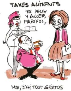 Contrepoints547 Marisol Touraine Surpoids - René Le Honzec
