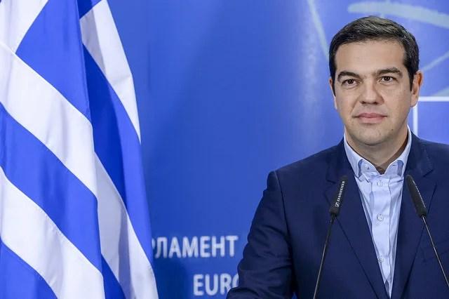 Alexis Tsipras - Crédit photo : Martin Shultz via Flickr (CC BY-NC-ND 2.0)