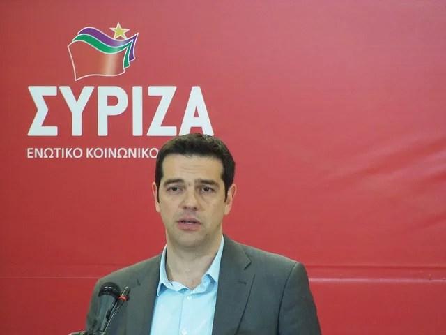 Alexis Tsipras, Syriza - Joanna (CC BY 2.0)