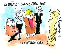 Grèce contagion (Crédits : René Le Honzec Contrepoints.org, licence CC-BY 2.0)
