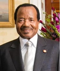 Paul Biya - Amanda Lucidon - White House - Domaine public