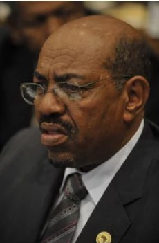 Omar Al Bashir -12th AU Summit - Jesse B. Awalt - Domaine Public