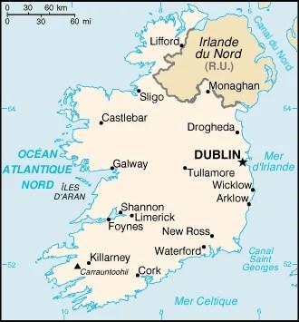 Irlande, Domaine public, wikipedia