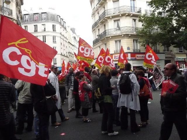 Jérôme Hédou Grève pour la loi Travail(CC BY-NC-ND 2.0)