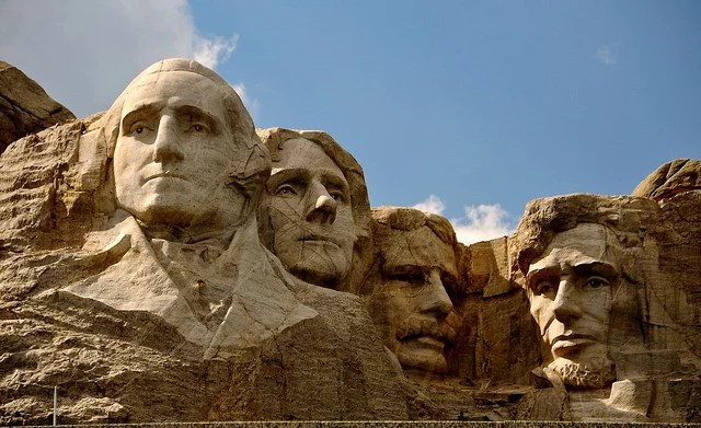 Mount Rushmore National credits faungg's photos (CC BY-ND 2.0)