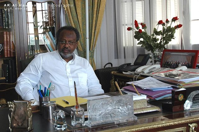 The president of Djibouti credits AR AlHashemi via Flickr ((CC BY-ND 2.0)