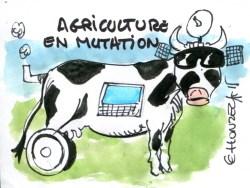 Contrepoints824 - Agriculture en mutation - René Le Honzec