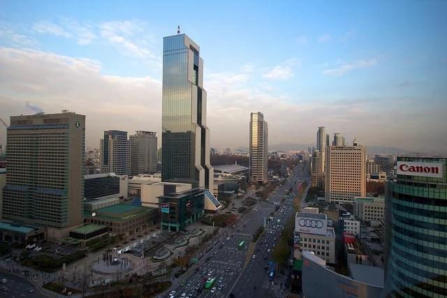 Séoul - Corée du Sud - Mathieu Thouvenin (CC BY-NC-ND 2.0)